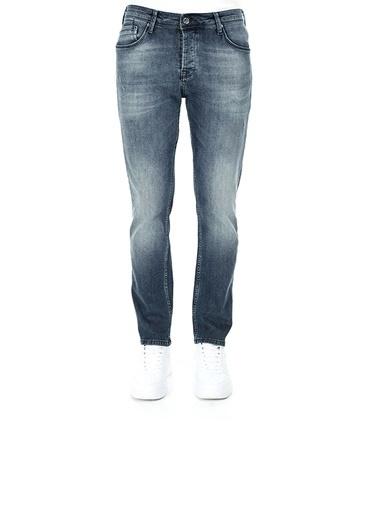 Five Pocket Five Pocket Erkek Kot Pantolon 7196G779ARTOS 7196-G779002 Mavi